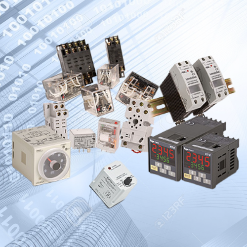 RELAYS AND TIMERS